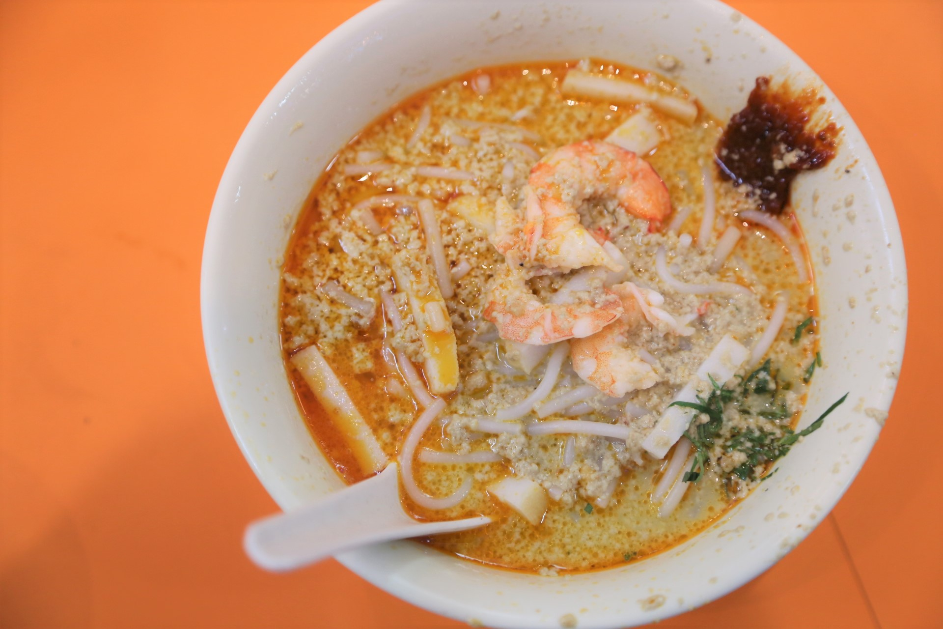 "Janggut Laksa – ""The Original Katong Laksa Since 1950s"", Offering  Islandwide Delivery ($5 Delivery Fee, Min Order Applies) –  DanielFoodDiary.com"