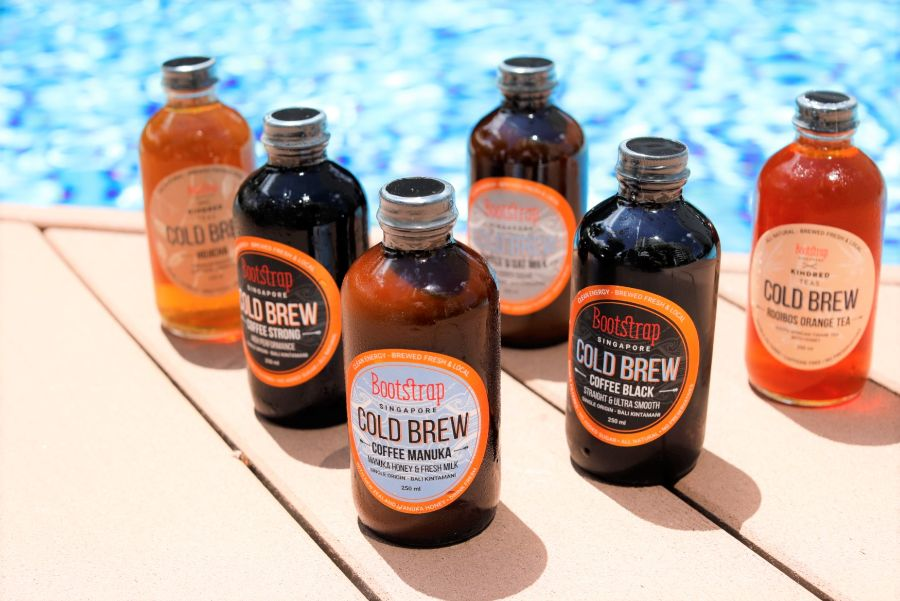 Bootstrap Best Cold Brews Delivered To Your Doorstep Free Islandwide Delivery With 25 Off Promo Code Danielfooddiary Com