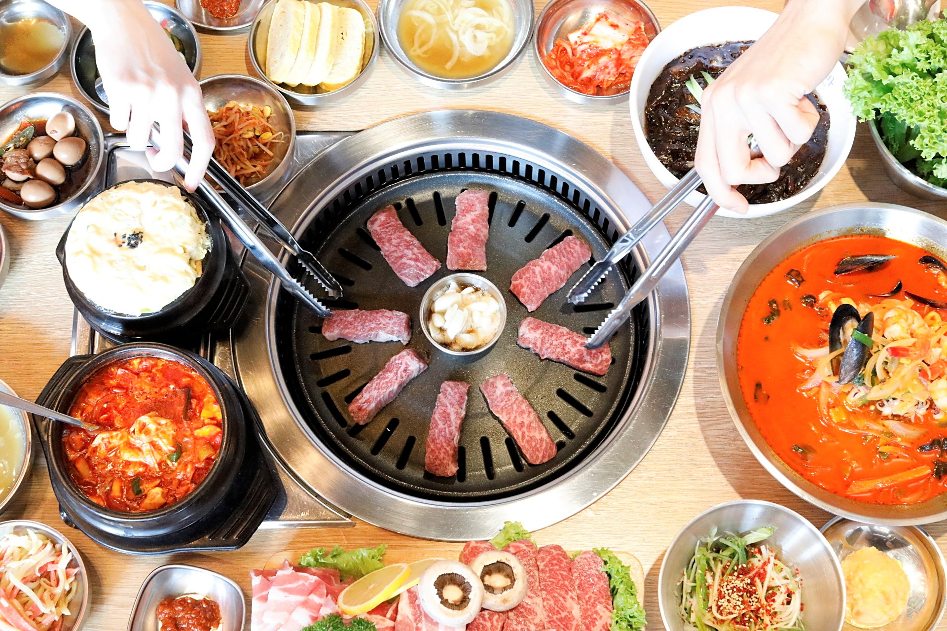 O Bba Bbq Jjajang Popular Korean Bbq Restaurant Opens New Outlet Till 2am With Jajangmyeon And Cheesy Korean Pancake Danielfooddiary Com